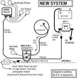 alternator remote battery wiring team camaro tech