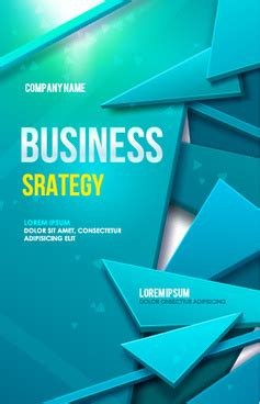 business cover page template coreldraw free vector