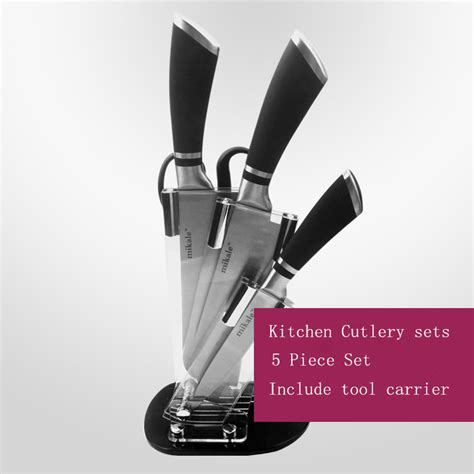 japanese knife set 4 piece best selling knife sets from free shipping mikala best price stainless steel 5 pieces