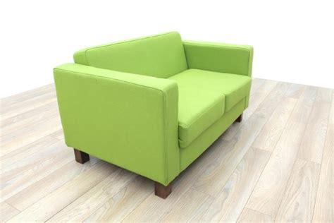 funky fabric sofas lime green fabric funky office reception sofa ebay