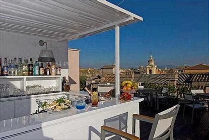 roof top bar rome best rooftops in the world