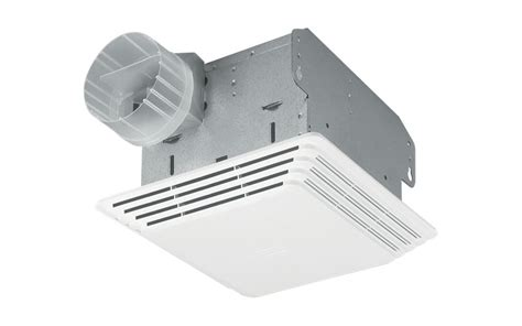 Ceiling Ventilation Fan by Broan 684 Ceiling Mount Ventilation Fan 80 Cfm 2 5 Sones