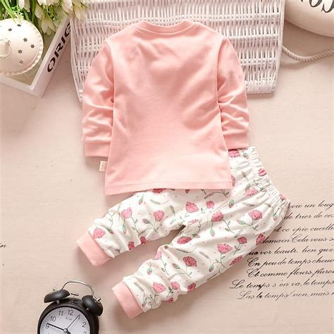 Baby 3in1 2shirt 1pant 2016 new baby clothing set baby clothes sleeve t shirt pa honeybee line