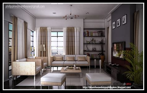 dream living rooms modern house philippine dream house design modern living room