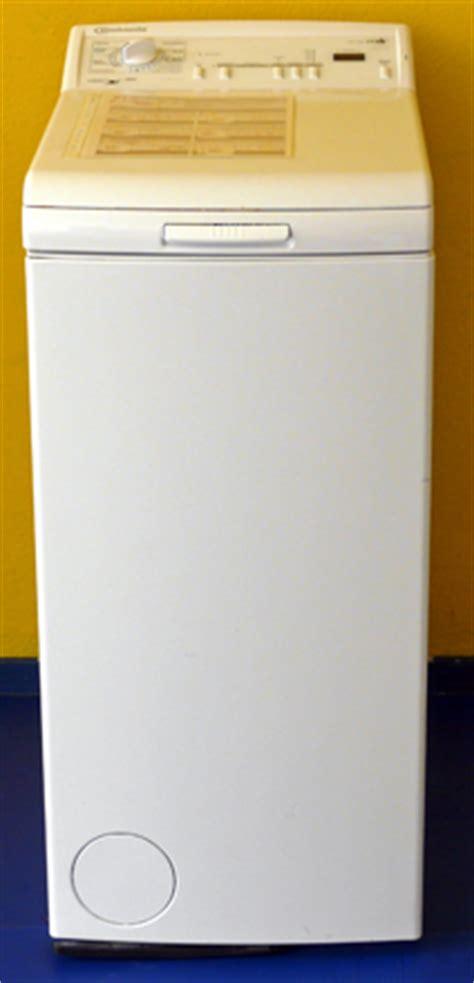 Privileg Waschmaschine Toplader 189 by Wak 252 Fa Berlin Preis Waschmaschinen Toplader Gebrauchte