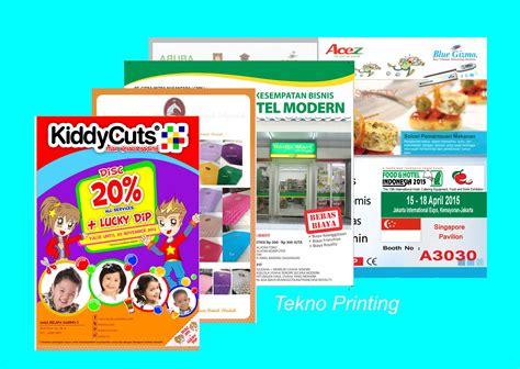 Cetak Poster Murah A0 Bahan Hasil Cetak Berkualitas Hiasan Dinding tekno printing cetak brosur murah dan berkualitas di bsd taman tekno tangsel