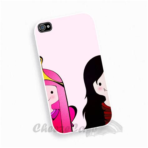 Adventure Time Characters Princess Iphone princess bubblegum marceline the adventure time iphone 4 iphone iphone 4s