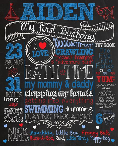 diy chalkboard birthday board birthday chalkboard poster sign for birthday