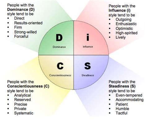 disc test my disc assessment still