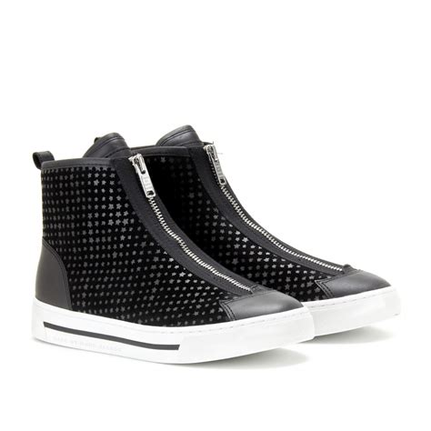 marc jacob sneakers lyst marc by marc starstruck perforated leather