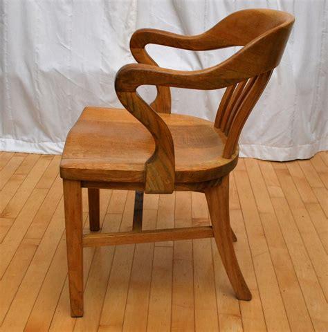 tribute  decor  oak desk chair