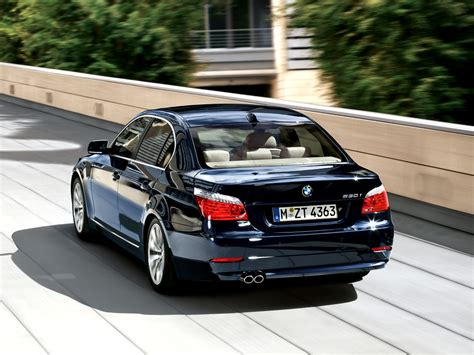 530i Bmw by Bmw 530i Technical Details History Photos On Better