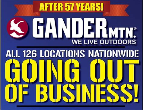 gander mountain locations cities new gander mountain owner to keep 70 stores open