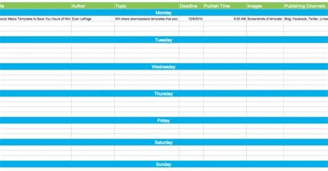 Free Downloadable Editorial Calendar With Social Media Calendar Audit And Bulk Social Media Social Media Audit Template Hootsuite