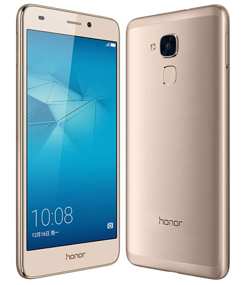 Metal Slide Huawei Honor 4a Huawei Honor 5c With 5 2 Inch 1080p Display Fingerprint