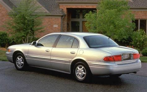 how make cars 1989 buick century security system used 2005 buick lesabre for sale pricing features edmunds