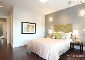Effect drawing of simple master bedroom decoration bedroom