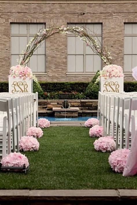wedding ceremony aisle decorations diy ceremony aisle ceremony decor 1929062 weddbook