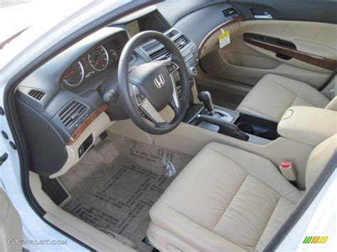 2011 Honda Accord Interior by Ivory Interior 2011 Honda Accord Ex L V6 Sedan Photo