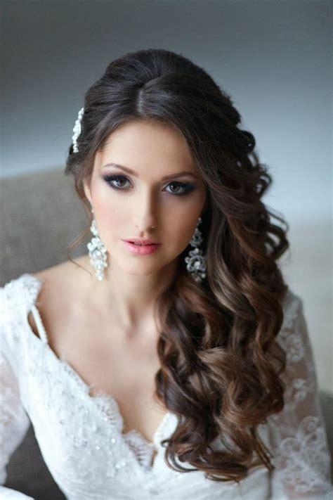 bridal hsirstyle back side 9 inspira 231 245 es de penteados soltos para noivas e madrinhas