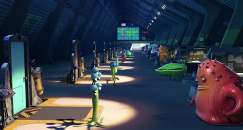 Monsters Inc Scare Floor by Monsters Inc Scare Floor Project