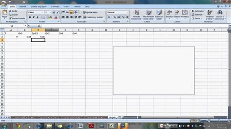 tutorial en excel tutorial espectros de dise 241 o en excel parte 2 viyoutube