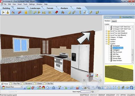 envisioneer express 3d home design software envisioneer