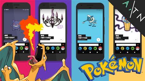 nova launcher themes pokemon pok 233 mon nova launcher theme set up sunday 1 youtube