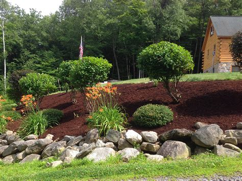 Landscaping Ideas Vermont Petersen Landscaping And Design Professional Landscaping