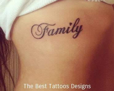 family tattoo tumblr family word tattoos ideas