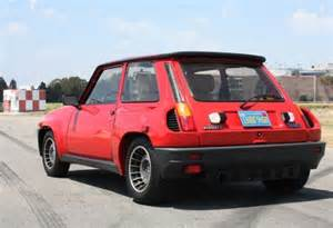 Renault R5 Turbo For Sale 1984 Renault 5 Ts Related Infomation Specifications