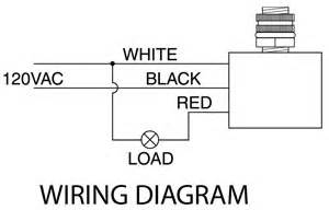 5 best images of photocell wiring diagram photocell