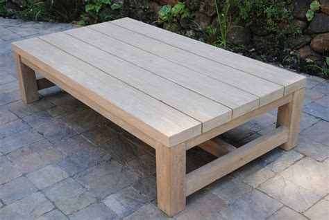 Outside Patio Tables by Patio Coffee Table With Storage Modern Patio Outdoor