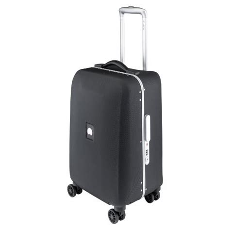 delsey cabin trolley delsey honor 233 4 wheels cabin trolley 55x35x25cm suitcase