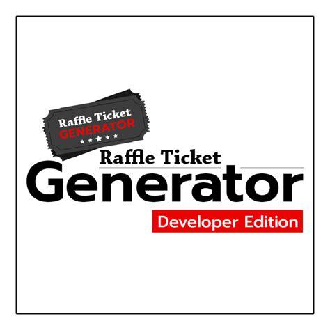 Giveaway Generator - raffle ticket generator developer edition wordpress raffle ticket generator for