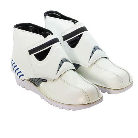kickers mens kick hi stormtrooper boots wars white