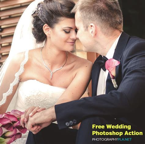 Free Wedding Photoshop Action   Free Photoshop Actions