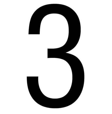 number 3 bathroom black pvcu die cut house number 3 departments diy at b q