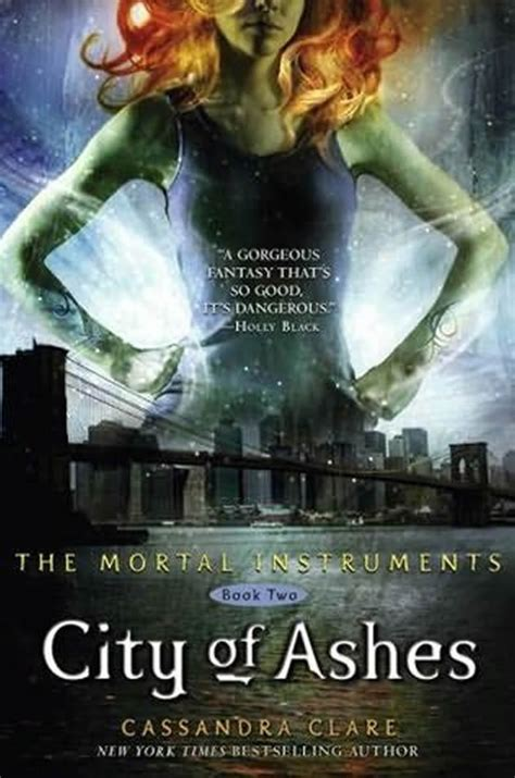 city of ashes series 2 review city of ashes clare lector