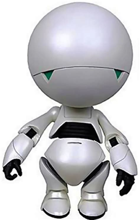 marvin the paranoid android marvin paranoid android hitchhiker s guide to the galaxy notes writeups org
