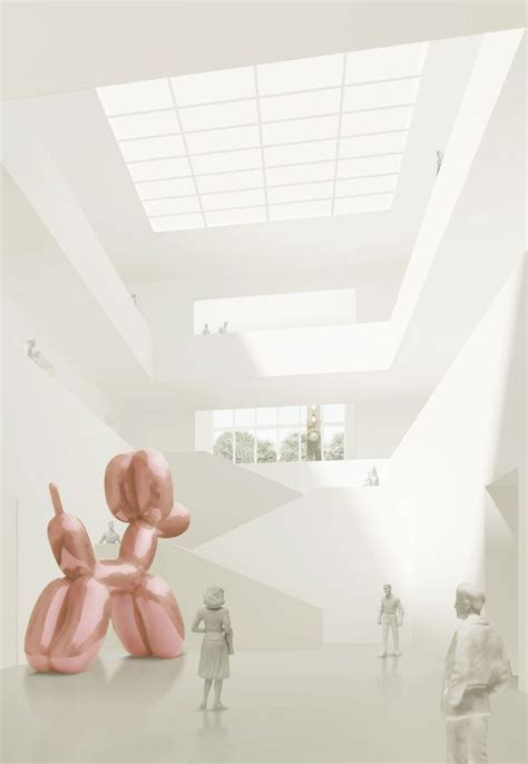 david chipperfield architects extension   kunsthaus