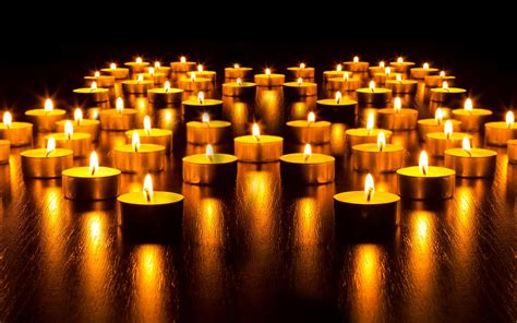 Many Candle Lights For Best Wishes Wallpapers New Hd Candles Lights