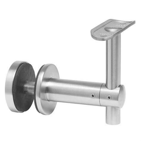 Glass Handrail Brackets handrail bracket glass mounting fixed spigot for 48 3mm