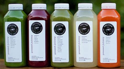 Detox Juice Cleanse On The Go by 5 Juice Cleanses Delivered To Your Door Journal