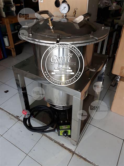 Krim Madiun alat presto berkualitas stainless kapasitas 50 kg di