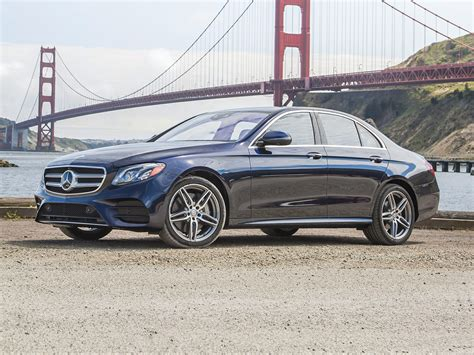 Mercedes 2019 E Class Price by New 2019 Mercedes E Class Price Photos Reviews