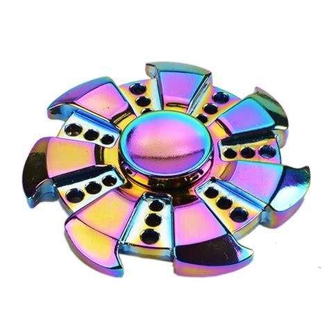 Fidget Spinner Rainbow 26 ufo rainbow fidget spinner