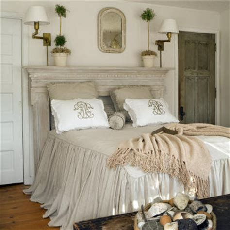 beautiful headboards creating a beautiful headboard from a vintage mantel