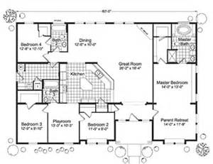 house plans for builders modular homes plans