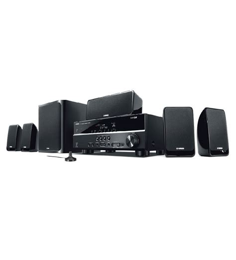 yamaha home theater yht 299 by yamaha speakers